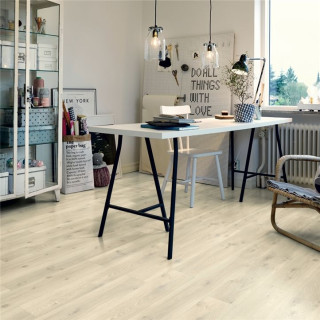 Винил Pergo Optimum Click Classic Plank V3107-40017 Дуб современный серый