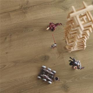 Винил Pergo Optimum Glue Classic Plank V3201-40162 Дуб горный коричневый