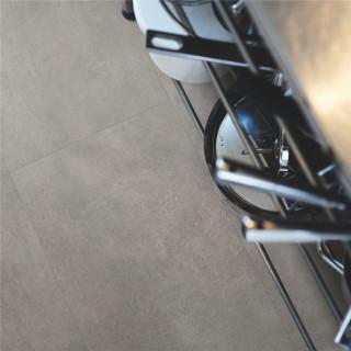 Винил Pergo Optimum Glue Tiles V3218-40051 Бетон серый темный