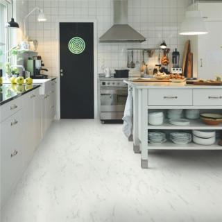 Винил Pergo Optimum Glue Tiles V3218-40136 Мрамор итальянский